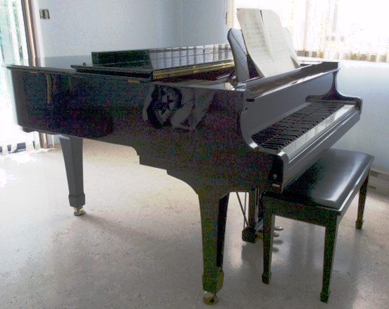Allison piano yamaha g2 three yamaha grands available for Yamaha c2 piano for sale
