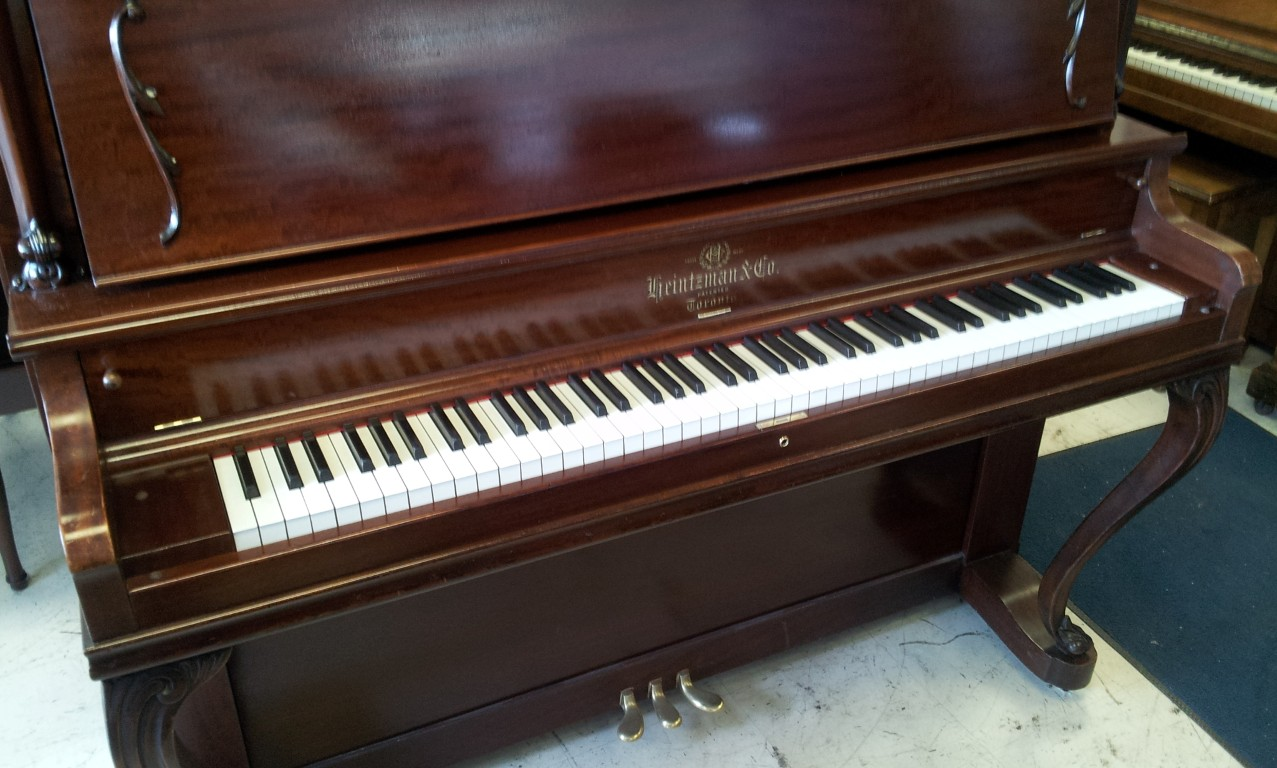 heintzman piano dating No playing forte or staccattos on those keys these are old pianos - heintzman & co grands dating back from the 1930s might age have to do with it.